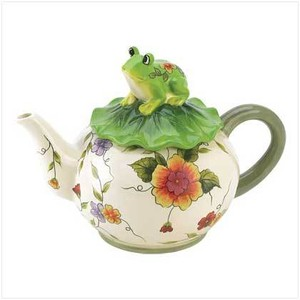 teapot frog