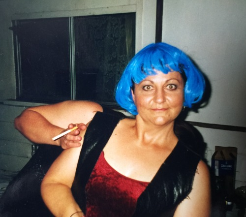 Nice wig, Carol Channing